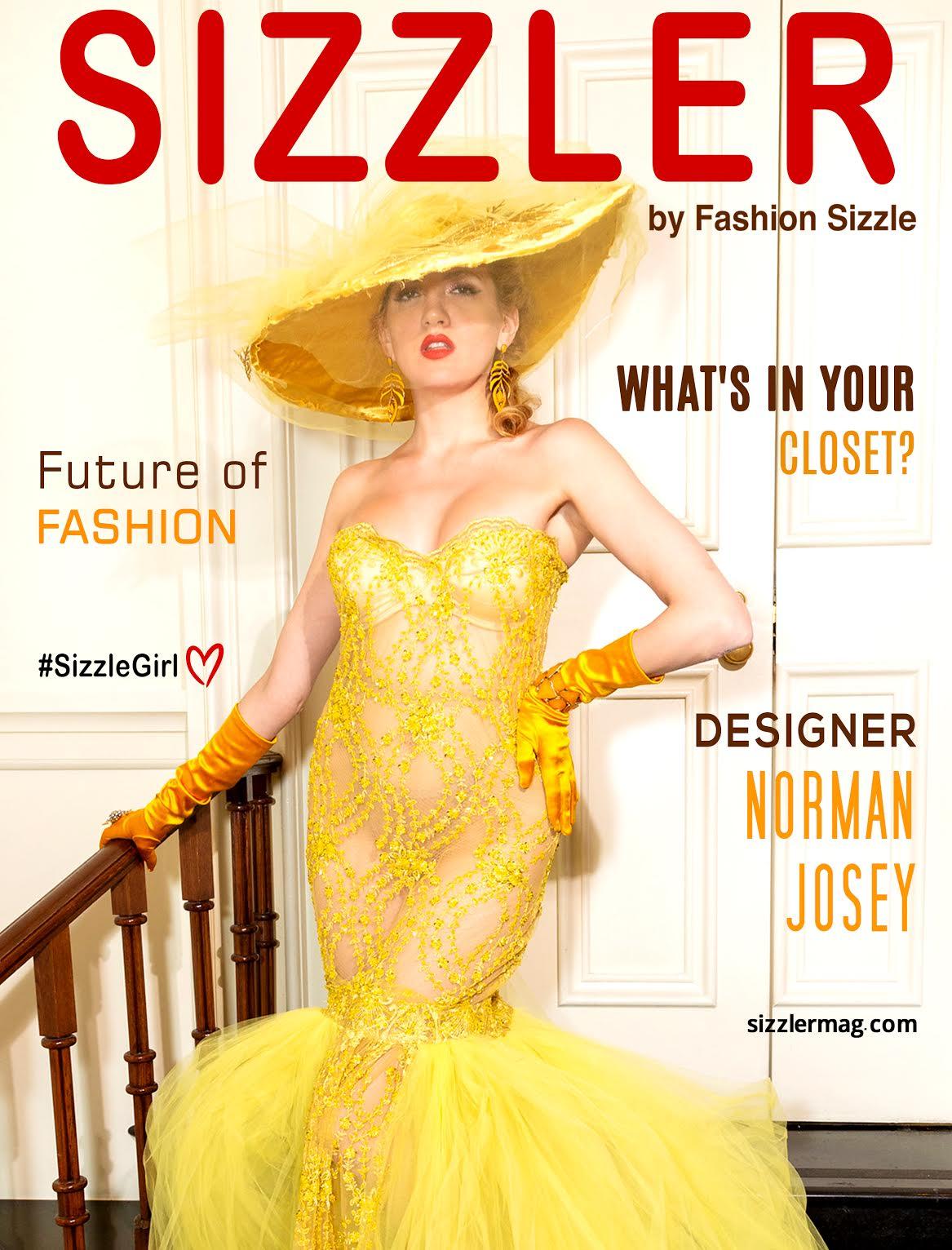 Sizzler Magazine A Digital Fashion & Lifestyle Magazine Launches By Fashion Sizzle